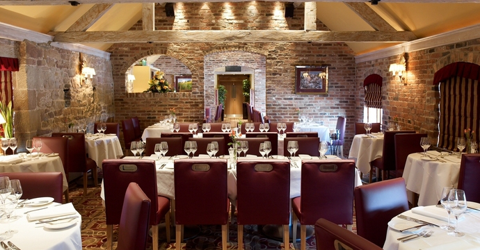 Dovecote Restaurant at Morley Hayes Hotel