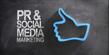 what is the role of social media in public relations