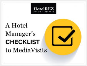 hotel managers checklist to media visits_hotelrez