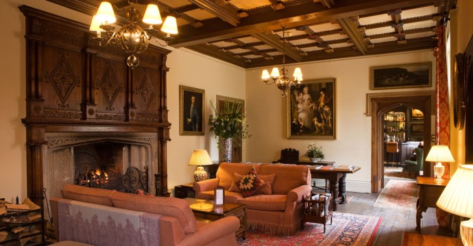 Manor Country House Hotel Joins HotelREZ HotelREZ Hotels  Resorts - Country house hotel interiors