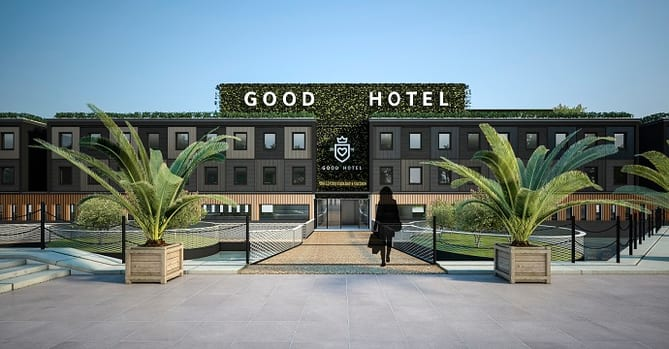 good hotel london joins hotelrez