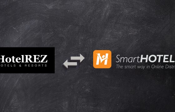 SmartHotel and HotelREZ partnership