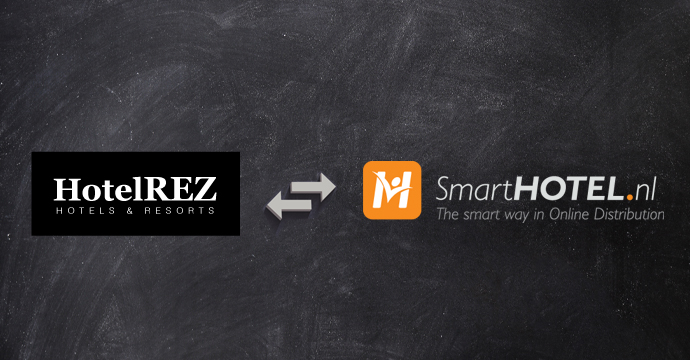 SmartHotel and HotelREZ partnership