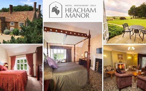 heacham manor joins hotelrez
