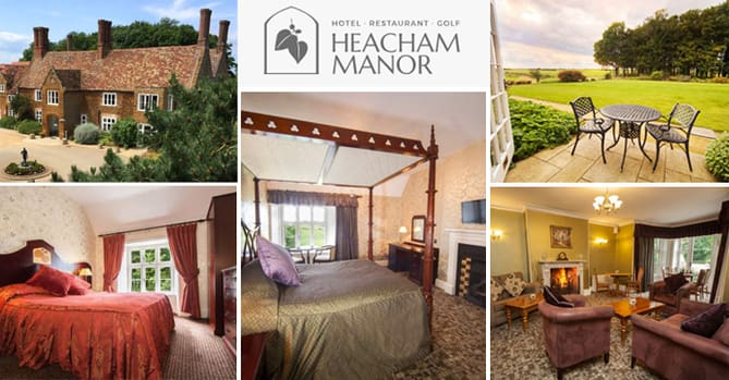 heacham manor joins hotelrez