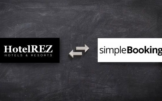 simple booking certification with hotelrez