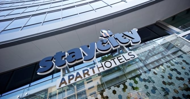 staycity aparthotels