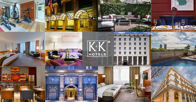 K+K Hotels selects HotelREZ for GDS representation