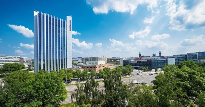Brand-new Dorint Hotel opens in Chemnitz