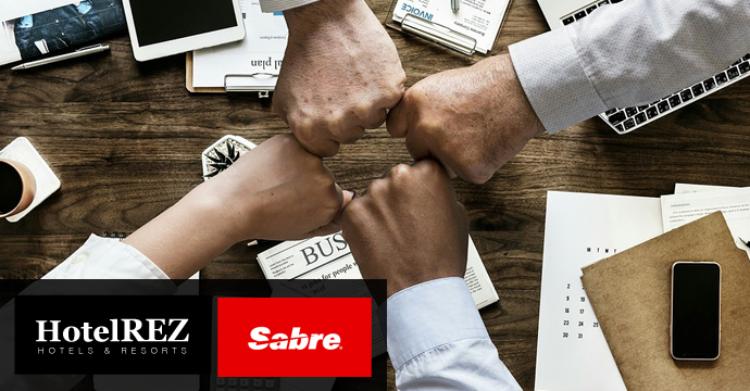 HotelREZ growth powered by Sabre technology