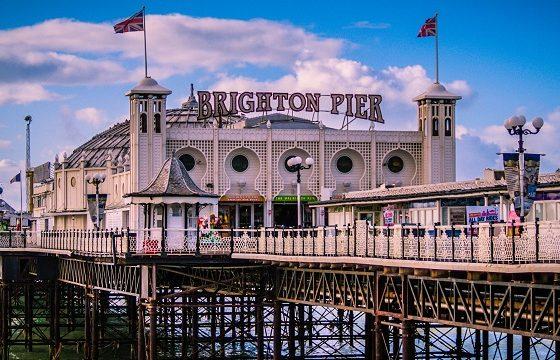 England occupancy survey_VisitEngland report_HotelREZ blog_Brighton Pier image