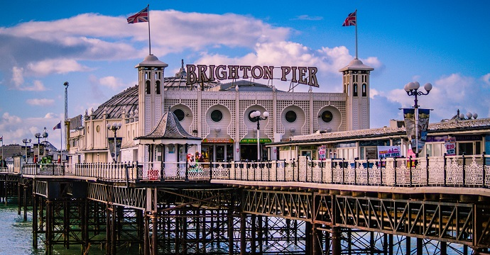 England occupancy survey_VisitEngland report_HotelREZ blog_Brighton Pier image
