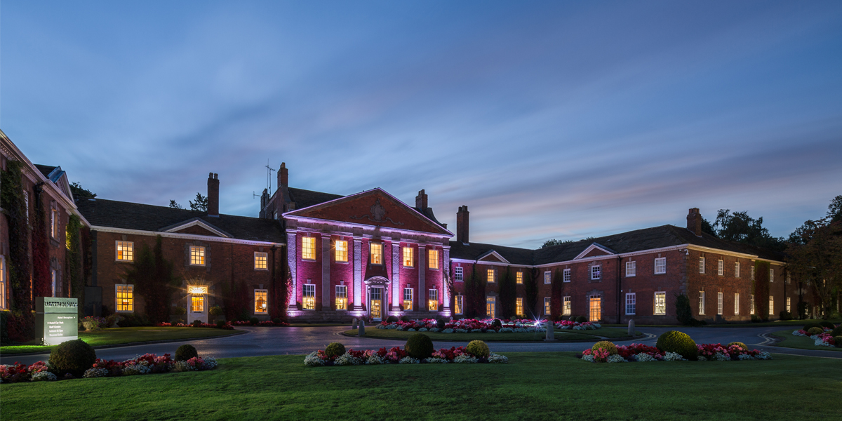 Mottram Hall Hotel Cheshire