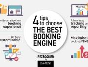 4 tips to choose the best booking engine