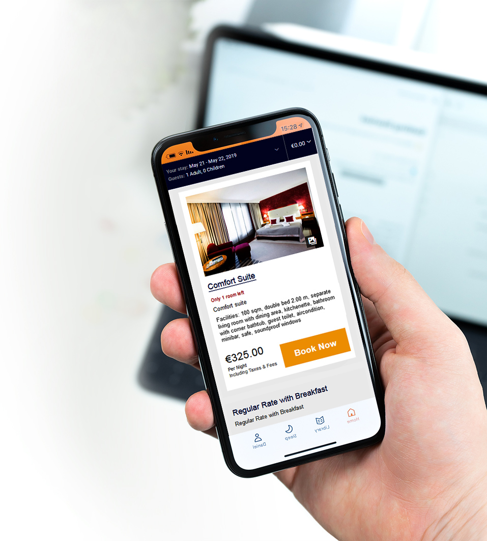 HoteLREZ Digital Web Services