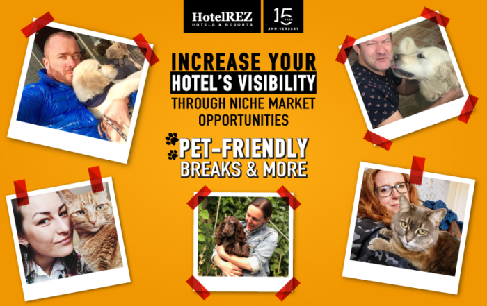 Increase your hotel's visibility through niche market opportunities