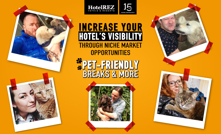 Increase hotel visibility through niche market opportunities