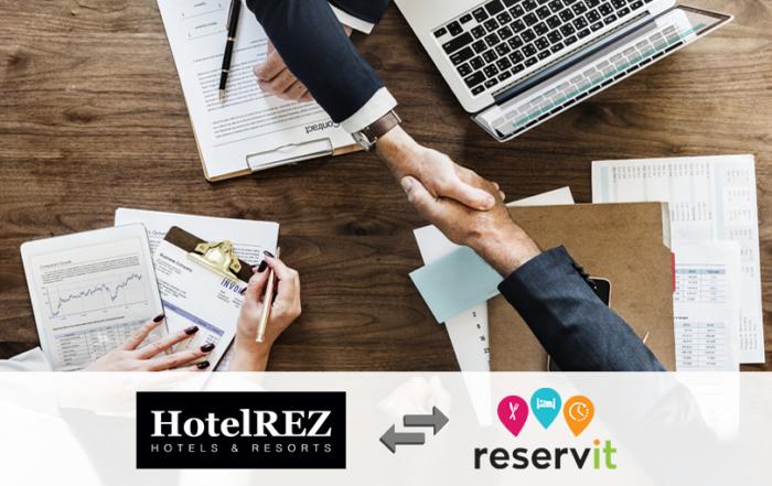 HotelREZ Hotels & Resorts announces new partnership with Softbooker Technologies/Reservit