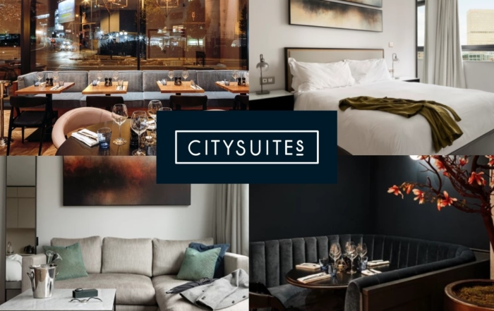 The luxurious 5-star, 237 apartment CitySuites Manchester joins HotelREZ