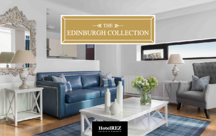 PALM HOLDINGS & THE EDINBURGH COLLECTION SELECTS HOTELREZ
