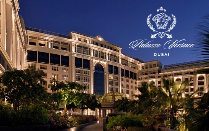 The luxurious Palazzo Versace in Dubai joins HotelREZ